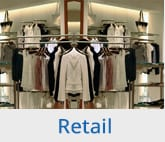 retail material handling solutions