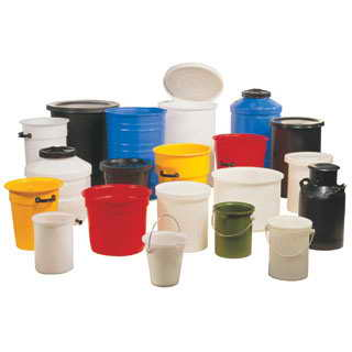 Heavy Duty Drums and Buckets