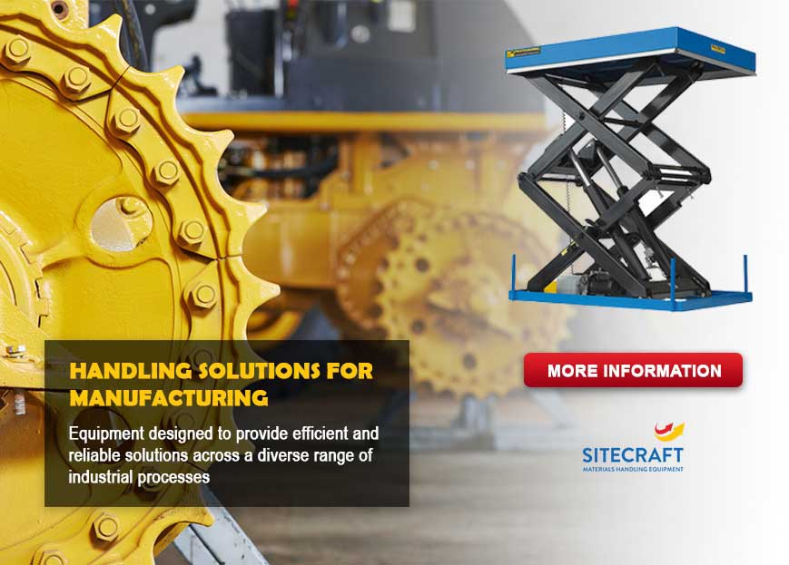 Buy material handling equipment online