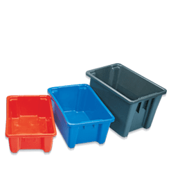 Plastic and Storage Containers Sitecraft Materials Handling