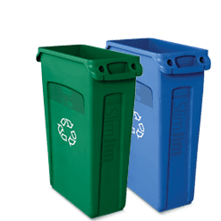 Recycling & Waste Bins