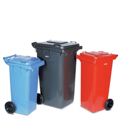 Wheelie / Mobile Rubbish Bins