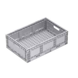 Plastic Pallets Collapsible Crates