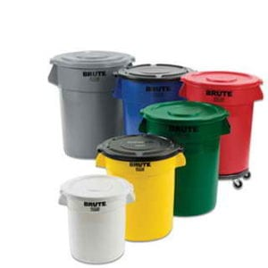 Rubbermaid Brute Storage Bins