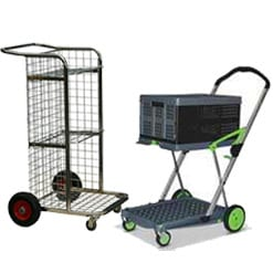 Clax Carts & Court Trolleys