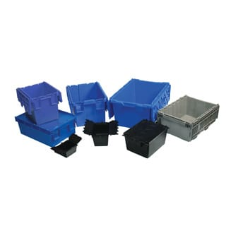 Hinged Lid Boxes Sitecraft Materials Handling Melbourne