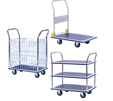 Sitepro Platform Trolleys