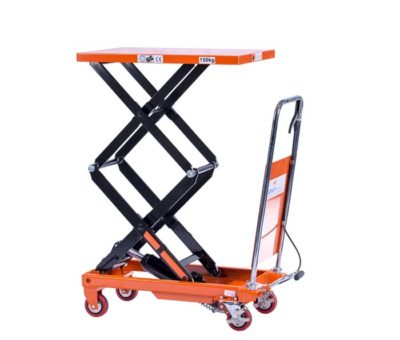 Manual Scissor Lift Trolleys