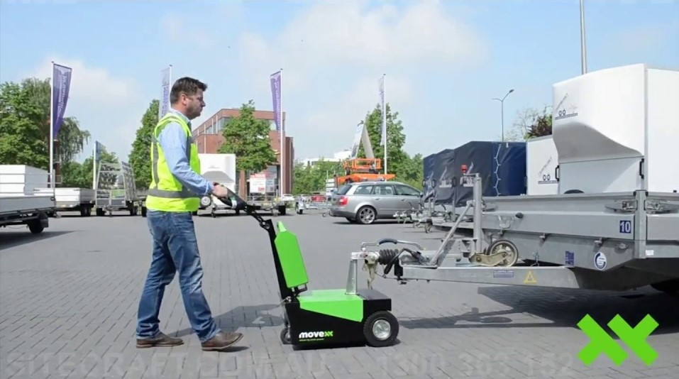 Battery Electric Trailer Movers