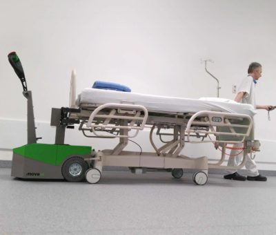 Battery Electric Bed Movers