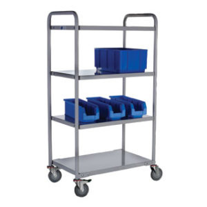 4 Tier Trolleys