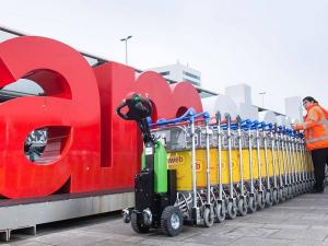 Airport Trolley Movers - 1